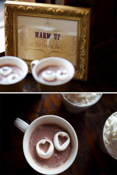 Trendy Wedding Signs For Reception Drink Stations Hot Chocolate Ideas Trendy Wedding, Fall Wedding, Diy Wedding, Wedding Favors, Wedding Ideas, Wedding Blog, January Wedding, Wedding Inspiration, Wedding Advice