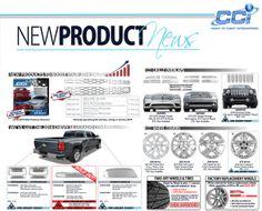 Coast to Coast International New Product News for November