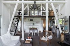 Сарай-дача в готическом стиле - Look at Home