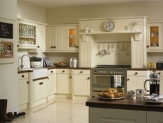 Ivory kitchen cabinets are the existing cabinets which produced, designed and offered by many furniture manufacturers in the world. Talking about the Kitchen Fittings, Kitchen Design, Kitchen Cabinet Design, Classic Kitchens, Country Kitchen, Kitchen Doors, Replacement Kitchen Doors, New Kitchen, Kitchen Cabinets