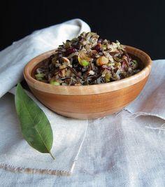 Arctic Garden Studio: Winter Wild Rice Salad