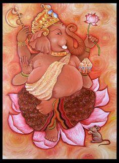 One of my impressions of Ganesh