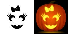 7 Best Images of Easy Printable Pumpkin Carving Templates - Easy Ghost Pumpkin Carving Patterns Templates, Printable Pumpkin Carving Template Boo and Easy Pumpkin Carving Stencils Pumkin Carving Easy, Pumpkin Carving Stencils Free, Pumpkin Carving Patterns, Carving Pumpkins, Pumpkin Face Templates, Pumpkin Template, Happy Pumpkin Faces, Girly, Hallowen Ideas