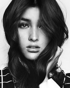 Liza Soberano (Philippines/US) Enrique Gil, Liza Soberano, Pretty People, Beautiful People, Filipina Beauty, Most Beautiful Faces, Beautiful Gorgeous, Portraits, Beauty Shots