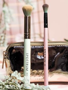 January beauty favourites including products from Anastasia Beverly Hills, Colourpop, Spectrum brushes, MeMeMe Cosmetics and Makeup Revolution. Rose gold. The Violet Blonde - beauty and lifestyle blogger