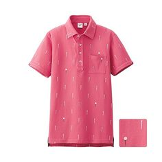 40d1e3a2e 23 Best Pink Golf Shirts for Men images | Golf shirts, Golf fashion ...