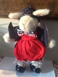 *1992 Hoppy vanderHare~Yankee Doodle 4th of July