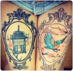 tatuagem de camafeu - Pesquisa Google