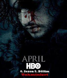 Game Of Thrones - 6. Sezon / 5. Bölüm Beklentileri