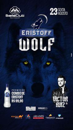 Eristoff Wolf