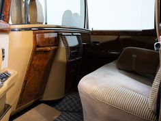MERCEDES-BENZ 600, Rare Sedan with Partition, Model 1972