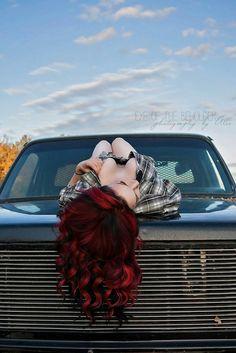 Mud truck photoshoot