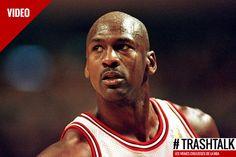 [Clutch-23] Michael Jordan : UNREAL | Trash Talk