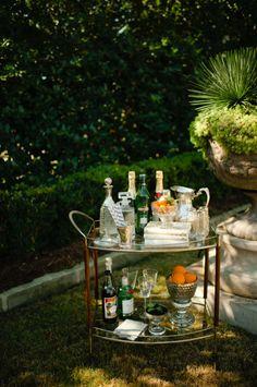 Vintage Garden Cart | Gardenista