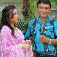 Nabamita (Uttam Kumar's Grand-Daughter) and Roop Ray in Tollywood Indian Kolkata Bangla movie JANGI (JONGI)   Tutul Banerjee's Tollywood Kolkata Bangla Movie JONGI / JANGI special coverage from shooting location