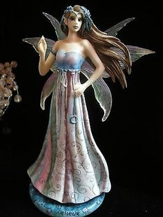 Jessica Galbreth Just Believe Fairy Figurine by the makers of Faerie Glen BNIB