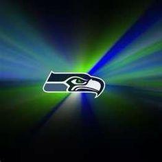 SEAHAWKS!! fly over their heads Hawks !!