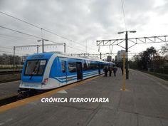 CRÓNICA FERROVIARIA: Línea Roca: Incorporación de más servicios con tre...