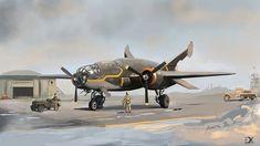 Concept-Bomber by AphexTal.deviantart.com on @deviantART