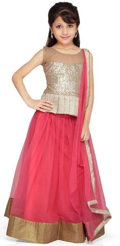 Kids FAshion Lehenga
