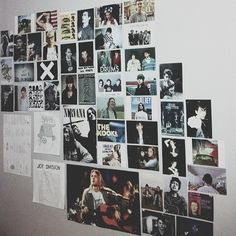 I think im going to do a wall poster of just Alternative bands & music ;)