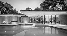 Mid Century in Dallas by Harold Prinz - www.interiordesig...