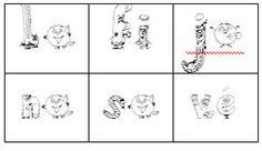loto Alphabet, Education, Cycle 1, Cards, Dire, Aba, Montessori, Prince, School
