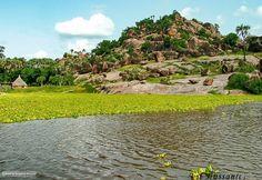 Agadi, South Kordofan  في جنوب كردفان #السودان  (By Vit Hassan)   #sudan #kordofan #kurdufan