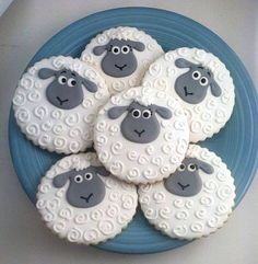 Cookie sheep