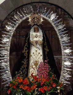 Día de Canarias: 7 islas, 7 nombres de María  Virgen de los Dolores, Patrona de Lanzarote