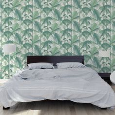 cole and son palm jungle wallpaper - Google Search
