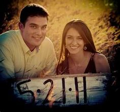 save the date pic idea