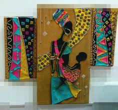 فنون افريقيه مودرن