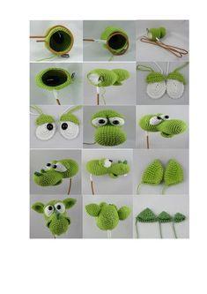 Best 12 Discover Art inspiration, ideas, styles – Page 834643743421386785 – SkillOfKing. Crochet Dragon Pattern, Crochet Amigurumi Free Patterns, Crochet Animal Patterns, Stuffed Animal Patterns, Crochet Animals, Crochet Dolls, Free Crochet, Crochet Dinosaur, Amigurumi Doll