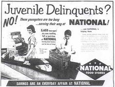 LILEKS (James) Old Newspaper Ads