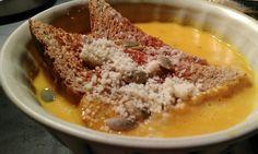 Katčina báječná kuchyně: Báječná dýňovo-mrkvová polévka