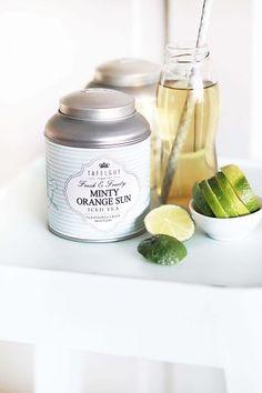I'd like to taste diffrent teas :)