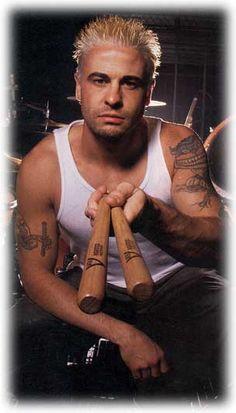 David Silveria - drummer KoRn