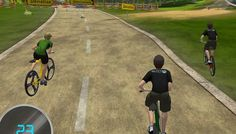 The modern online bicycle games unlike its predecessors are heavily technology infested and are enabled with better intelligence and game design. Online Racing Games, Online Games, Play Online, Baseball Field, Game Design, Technology, Times, Running, Tecnologia