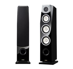 This article compares MartinLogan Motion vs Yamaha Speakers with an emphasis on features and design, plus a table outlining the differences. Tower Speakers, Hifi Speakers, Speaker Stands, Hifi Audio, Speaker System, Yamaha Speakers, Yamaha Audio, Sound Room, Woofer Speaker