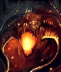 Balrog by Gruncirius on deviantART