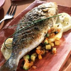 5 Scrumptious Thanksgiving Fish Recipes - Ideas That Spark Fish Dishes, Seafood Dishes, Fish And Seafood, Fish Recipes, Seafood Recipes, Whole30 Recipes, Gefilte Fish Recipe, Nigerian Food, Good Food