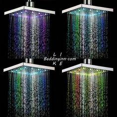 Light Up Shower!