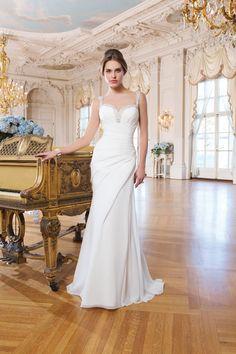 Wedding Dresses:   Illustration   Description   Lillian West Style 6343    -Read More –   - #WeddingDresses https://adlmag.net/2018/01/05/wedding-dresses-inspiration-lillian-west-style-6343/