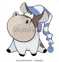 Cow Illustration Photos et images de stock | Shutterstock