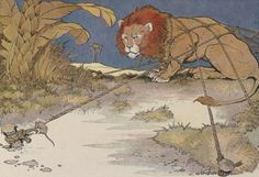 """""""No act of kindness, no matter how small, is ever wasted."""" Aesop's Fables The Lion and the Mouse"""