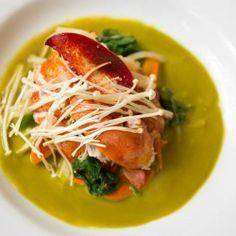 Deliciously Well Presented Lobster #Foodie #nomnom #foodporn