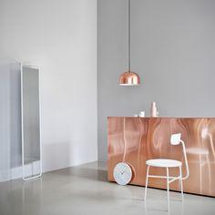 #design3000 Ein Schmuckstück für alle Industriedesign Liebhaber. #kupfer #copper