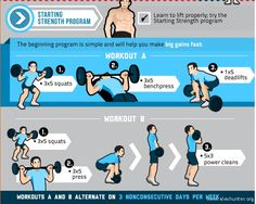 Great beginner muscle-building workout