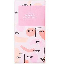 Caramel & Pink Salt Milk Chocolate Bar